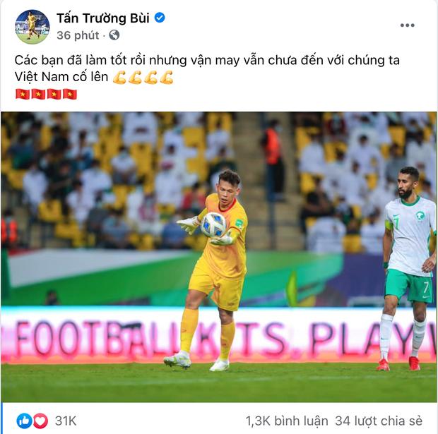 Đội tuyển Việt Nam sau trận đấu: Văn Toàn viết 4 từ quá đắt giá, Quang Hải nói 1 câu thương quá trời! - Ảnh 8.
