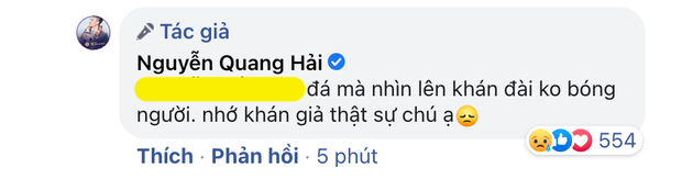 Đội tuyển Việt Nam sau trận đấu: Văn Toàn viết 4 từ quá đắt giá, Quang Hải nói 1 câu thương quá trời! - Ảnh 6.