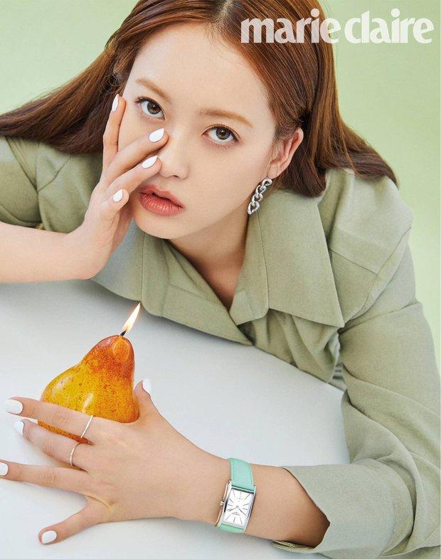 Nữ minh tinh có đôi mắt đẹp nhất làng điện ảnh Hàn: Màu nâu hạt dẻ hút hồn người xem, còn có 1 điểm biến hoá như ma cà rồng? - Ảnh 10.