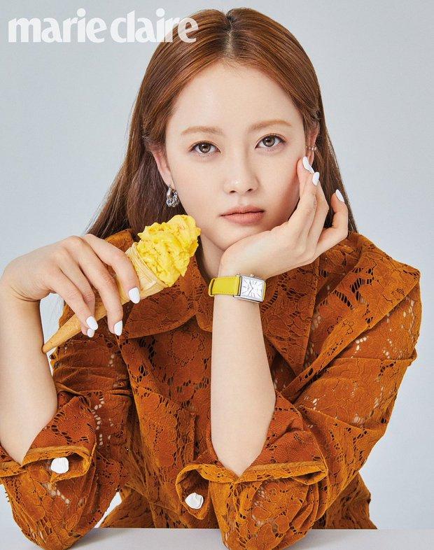 Nữ minh tinh có đôi mắt đẹp nhất làng điện ảnh Hàn: Màu nâu hạt dẻ hút hồn người xem, còn có 1 điểm biến hoá như ma cà rồng? - Ảnh 11.