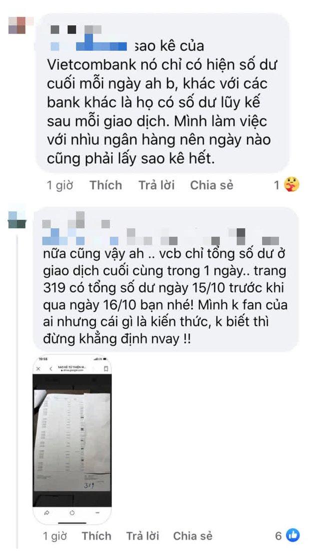 Netizen soi bằng được 1 chi tiết bất hợp lý trong sao kê, Trấn Thành lập tức lên tiếng: Coi kỹ dùm Thành! - Ảnh 4.