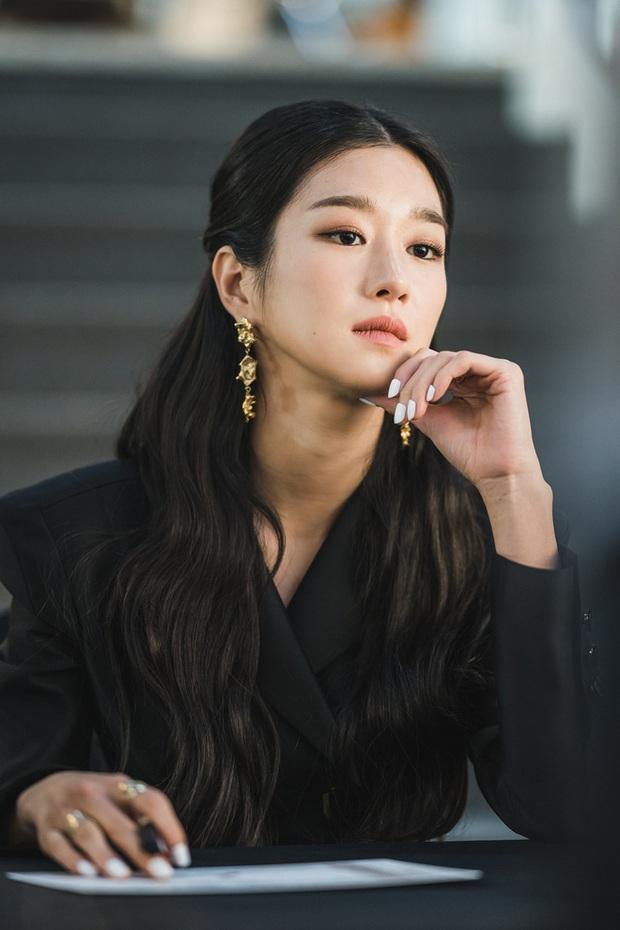 Seo Ye Ji cặp kè tài tử Kingdom ở phim mới về giới tài phiệt, netizen đòi mời Kim Jung Hyun làm nam phụ - Ảnh 3.