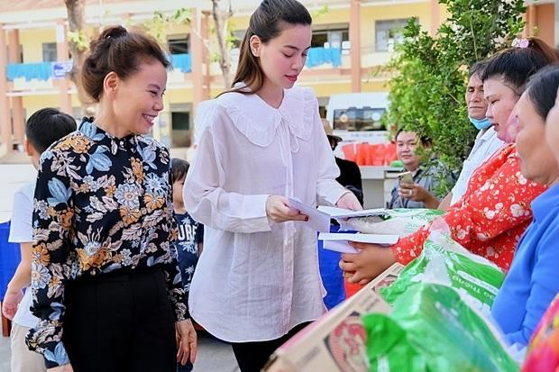 Mẹ ruột Hà Hồ khẳng định không ăn chặn tiền từ thiện kèm bằng chứng, làm rõ số tiền quyên góp của Trấn Thành - Ảnh 5.