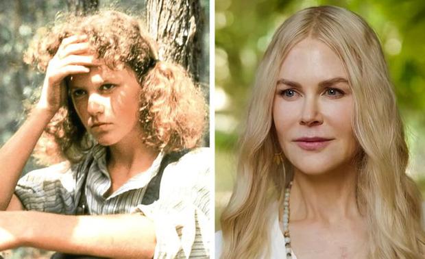 Ngỡ ngàng nhan sắc dàn sao Hollywood trong phim xưa - nay: Nicole Kidman như ăn thịt Đường Tăng, lạ nhất là Johnny Depp! - Ảnh 4.