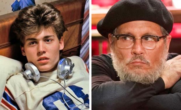 Ngỡ ngàng nhan sắc dàn sao Hollywood trong phim xưa - nay: Nicole Kidman như ăn thịt Đường Tăng, lạ nhất là Johnny Depp! - Ảnh 7.