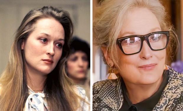 Ngỡ ngàng nhan sắc dàn sao Hollywood trong phim xưa - nay: Nicole Kidman như ăn thịt Đường Tăng, lạ nhất là Johnny Depp! - Ảnh 8.