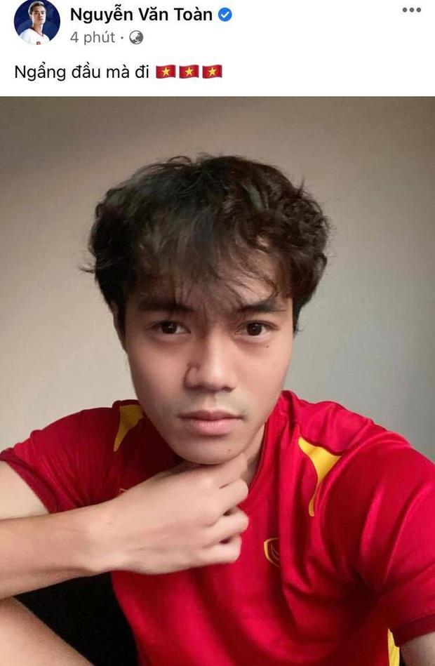 Cầu thủ tuyển Việt Nam: Giữ vững tinh thần, ngẩng đầu mà đi - Ảnh 2.