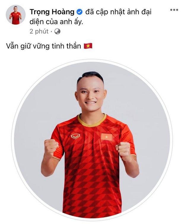 Cầu thủ tuyển Việt Nam: Giữ vững tinh thần, ngẩng đầu mà đi - Ảnh 5.