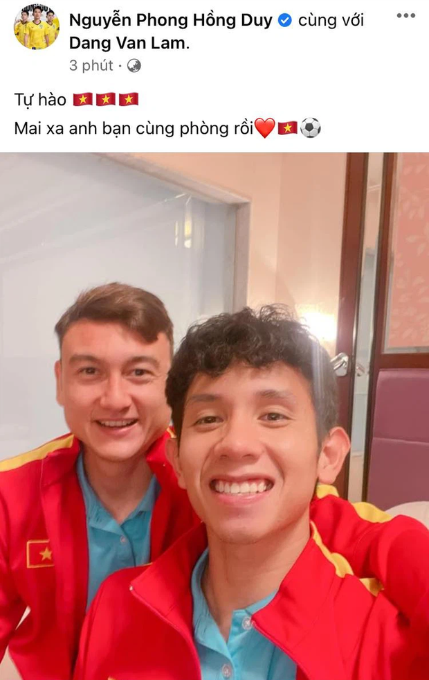 Cầu thủ tuyển Việt Nam: Giữ vững tinh thần, ngẩng đầu mà đi - Ảnh 9.