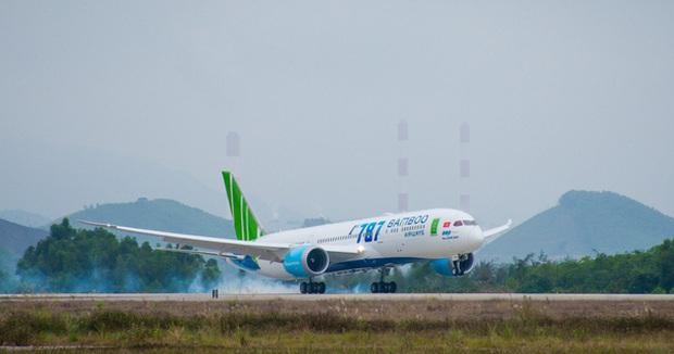 Bamboo Airways được cấp phép loạt chuyến bay thẳng đầu tiên giữa Mỹ và Việt Nam - Ảnh 1.