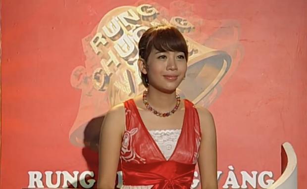 MC Diệp Chi đăng clip từ thời Rung Chuông Vàng 15 năm trước, dân mạng bồi hồi: Ôi, ký ức! - Ảnh 2.