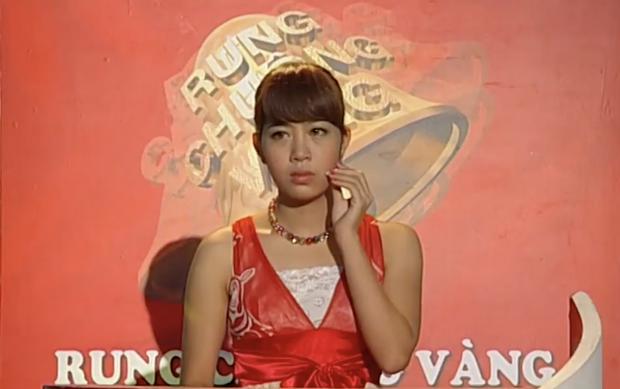MC Diệp Chi đăng clip từ thời Rung Chuông Vàng 15 năm trước, dân mạng bồi hồi: Ôi, ký ức! - Ảnh 1.