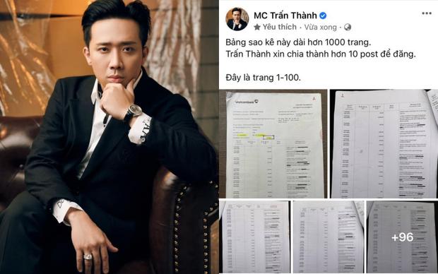 VTV tiếp tục đưa Thuỷ Tiên, Hoài Linh lên sóng đúng ngày Trấn Thành tung 1000 trang sao kê từ thiện - Ảnh 2.