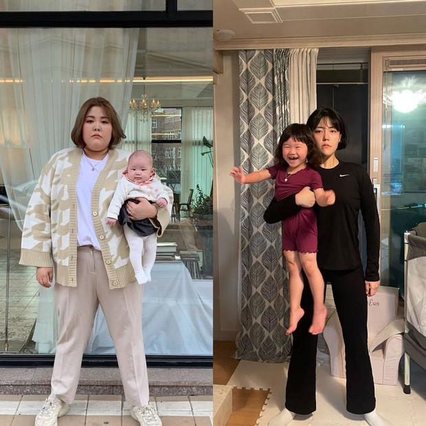 """Há hốc mồm kinh ngạc trước ngoại hình của """"thánh ăn"""" Hàn Quốc nặng 131kg ngày ấy - bây giờ: Chị là nhất chị ơi! - Ảnh 1."""