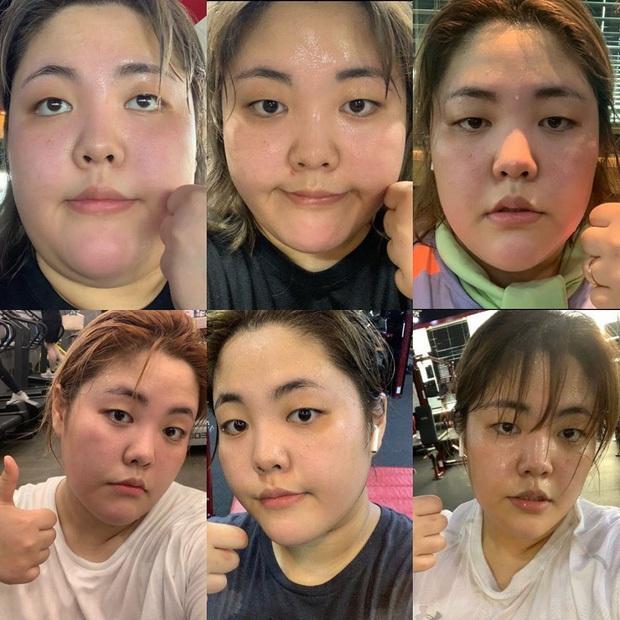"""Há hốc mồm kinh ngạc trước ngoại hình của """"thánh ăn"""" Hàn Quốc nặng 131kg ngày ấy - bây giờ: Chị là nhất chị ơi! - Ảnh 2."""