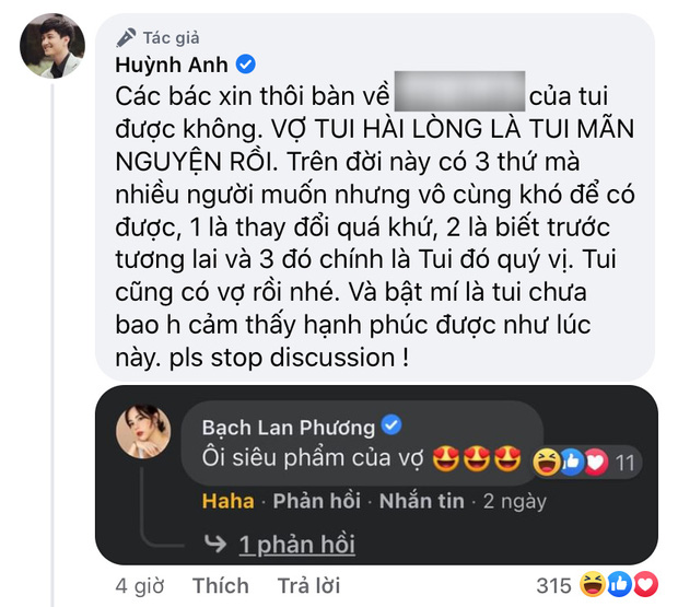Huỳnh Anh phát ngôn kém duyên liên quan đến người yêu cũ Hoàng Oanh, lời giải thích liệu có hợp lý? - Ảnh 5.