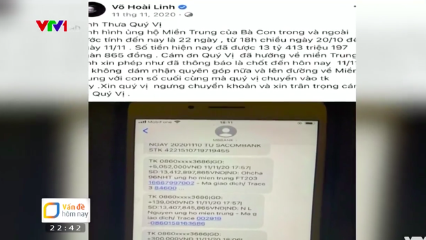 VTV tiếp tục đưa Thuỷ Tiên, Hoài Linh lên sóng đúng ngày Trấn Thành tung 1000 trang sao kê từ thiện - Ảnh 6.