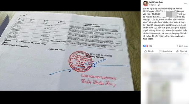 MC Phan Anh tung 6,5kg sao kê 24 tỷ kêu gọi cứu trợ miền Trung năm 2016, chấp nhận bị kiện nếu phát hiện dấu hiệu ăn chặn! - Ảnh 5.