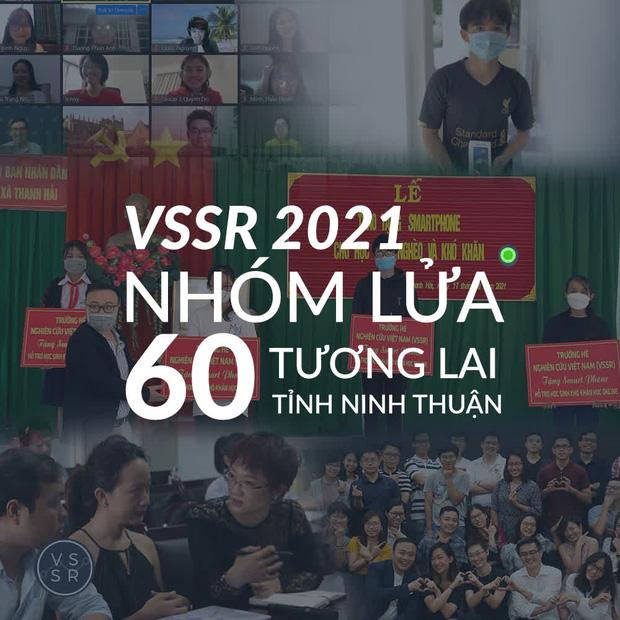 Tổ chức phi lợi nhuận của TS. Châu Thanh Vũ trao 60 gói hỗ trợ học online cho học sinh mùa dịch - Ảnh 1.