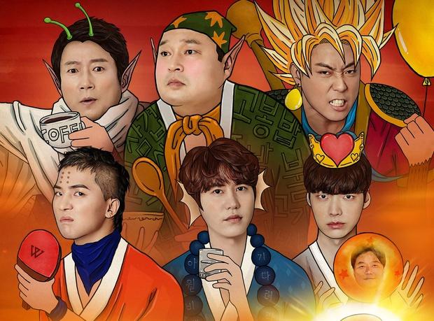 Hội idol biết tuốt của Kpop: Wendy (Red Velvet) chuẩn con nhà người ta, nam thần Gen 3 hoàn hảo như bước ra từ truyện tranh - Ảnh 5.