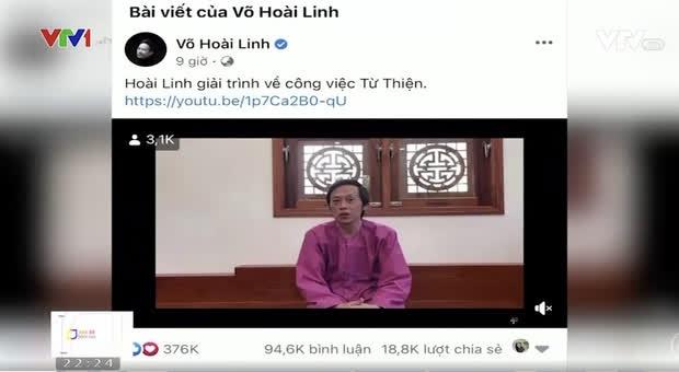 VTV tiếp tục đưa Thuỷ Tiên, Hoài Linh lên sóng đúng ngày Trấn Thành tung 1000 trang sao kê từ thiện - Ảnh 7.