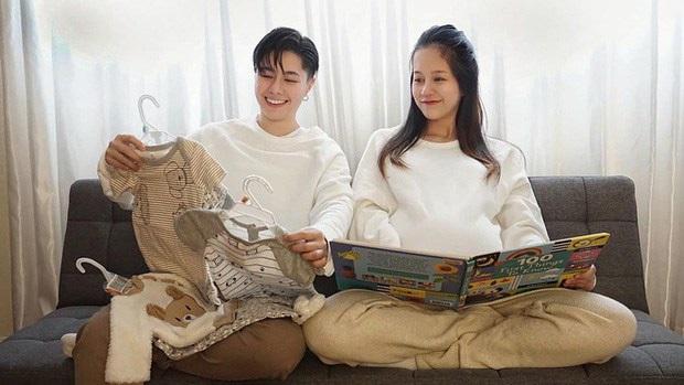 An Nguy khoe nhan sắc ít son phấn sau 6 tháng sinh con, tiết lộ lần đầu làm điều này cùng ái nữ! - Ảnh 8.