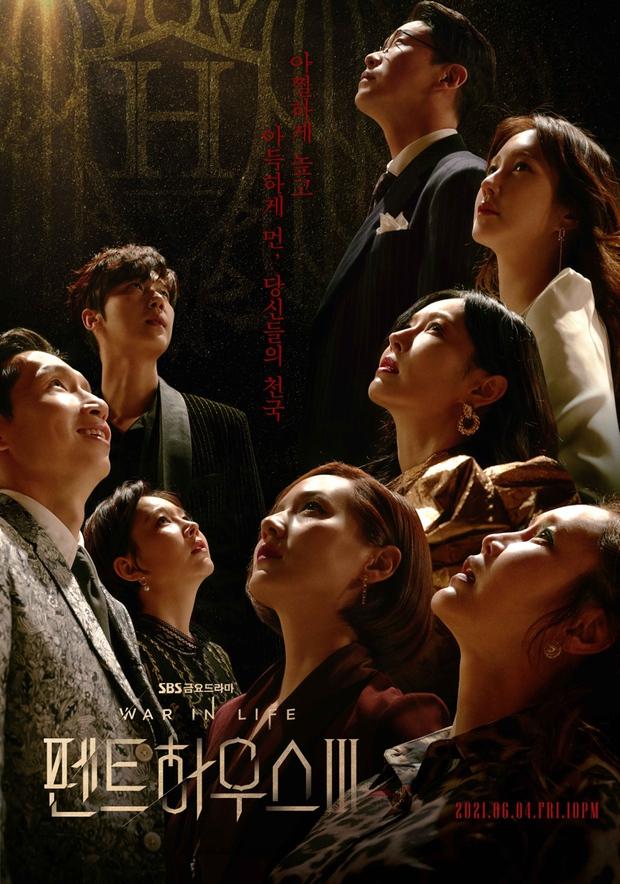 Loạt phim Hàn ấn tượng nhất 3 quý đầu năm 2021: Bom tấn của Song Joong Ki - Hospital Playlist 2 so kè khốc liệt - Ảnh 10.