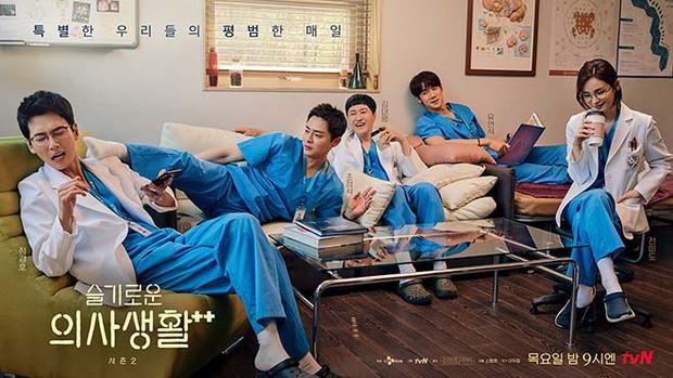Loạt phim Hàn ấn tượng nhất 3 quý đầu năm 2021: Bom tấn của Song Joong Ki - Hospital Playlist 2 so kè khốc liệt - Ảnh 5.