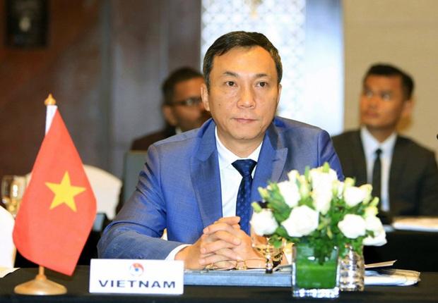 VFF gửi thư lên FIFA: Trọng tài không quyết định chính xác, ảnh hưởng đến kết quả trận Việt Nam - Australia - Ảnh 3.