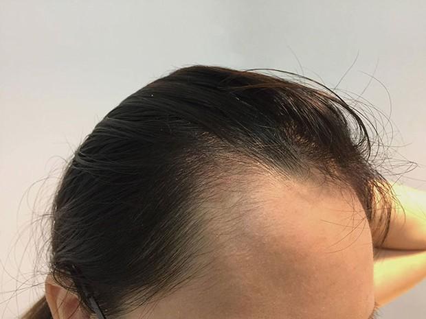 Thu đi để lại lá vàng, chải qua chải lại tóc càng xác xơ - Ảnh 10.