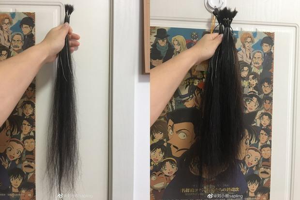 Thu đi để lại lá vàng, chải qua chải lại tóc càng xác xơ - Ảnh 8.