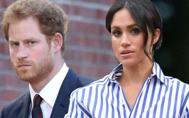 Meghan Markle nổi cơn thịnh nộ với Hoàng tử Harry chỉ vì một bức ảnh - Ảnh 3.