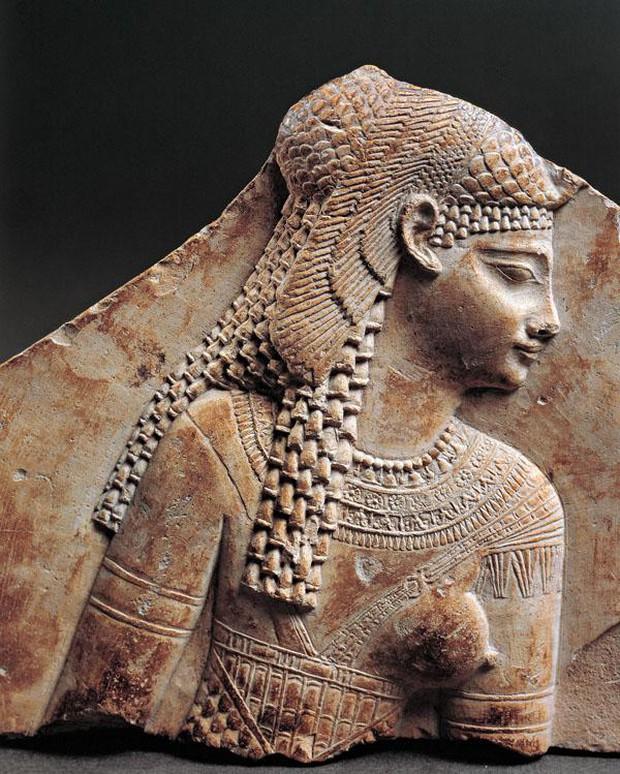 Chuyên gia phục dựng hình ảnh Nữ hoàng Ai Cập Cleopatra, dung nhan thật của huyền thoại sắc đẹp khác hoàn toàn hậu thế tưởng tượng - Ảnh 4.