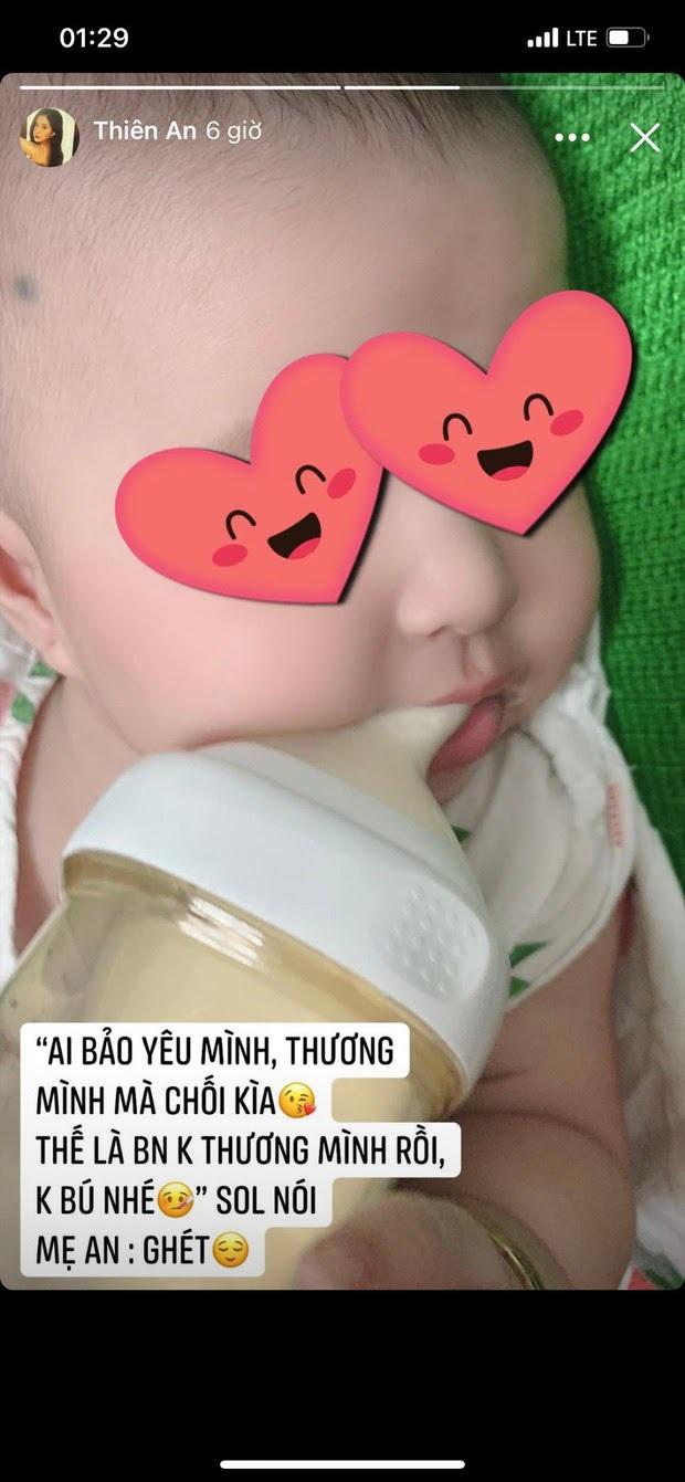 Từng một mình vượt cạn mà Jack không ở bên cạnh, Thiên An có động thái đặc biệt khi nhắc đến mẹ bầu - Ảnh 4.