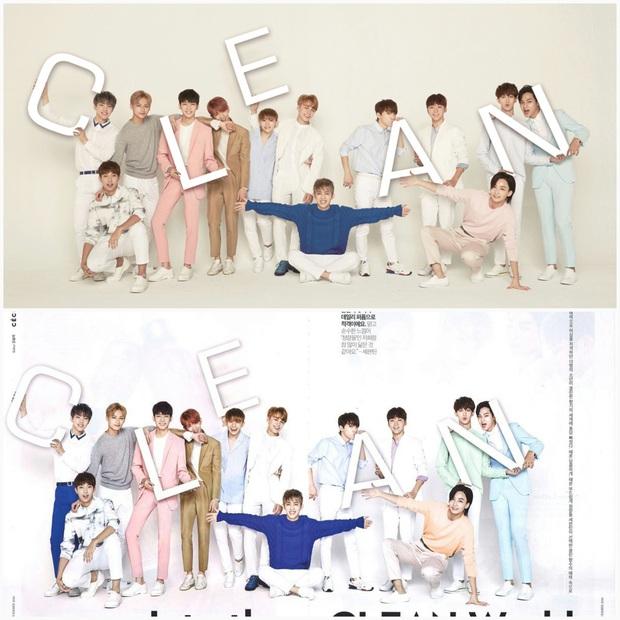 Những pha photoshop đi vào lòng đất: Ở đâu chui ra 1 bàn tay lạ khoác vai Taeyeon, chị đại CL có hẳn 3 bàn chân - Ảnh 16.