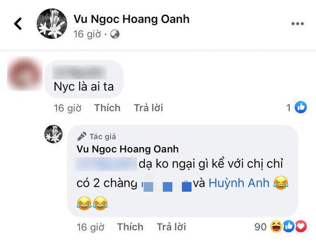 Hoàng Oanh có chia sẻ đầy ẩn ý sau bị gọi vào liên hoàn ồn ào với Huỳnh Anh, nói 1 câu thể hiện rõ tâm trạng - Ảnh 4.