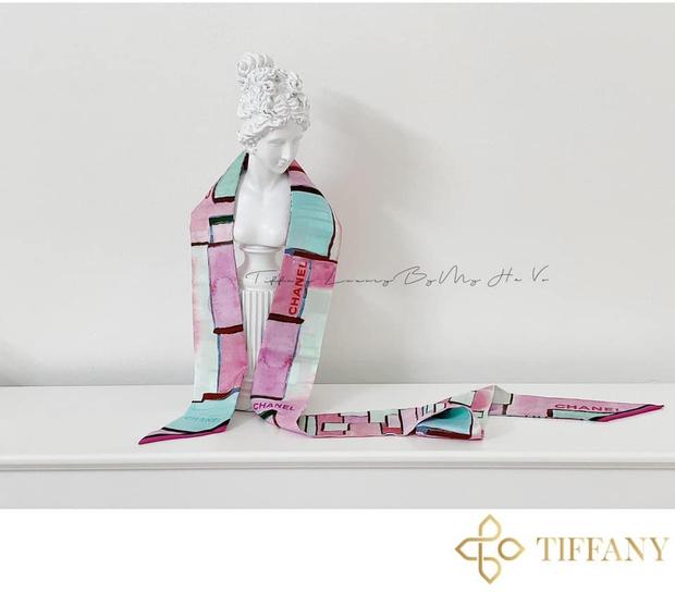 Đập tan tin đồn dùng hàng fake, Phương Oanh được chứng minh diện khăn Chanel xịn 100% trong Hương Vị Tình Thân - Ảnh 6.