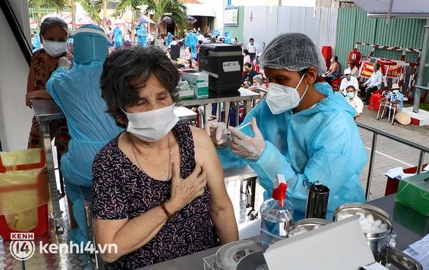 TP.HCM thông tin về tiêm vaccine Vero Cell cho người trên 65 tuổi và bệnh nền - Ảnh 1.