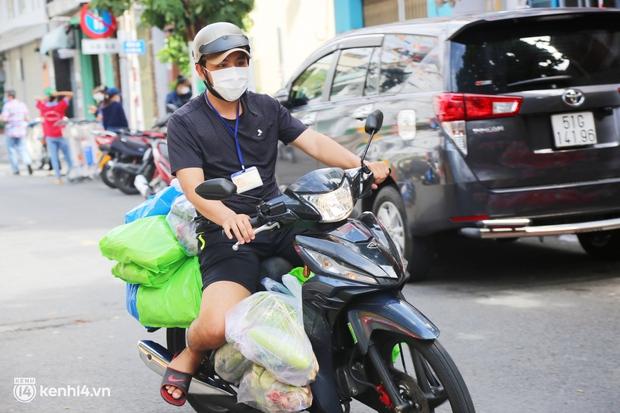 Combo đi chợ hộ siêu rẻ diễn ra ở quận Phú Nhuận: 150 ngàn có ngay 2 ký thịt tặng kèm rau củ, được ship tận cửa nhà - Ảnh 4.