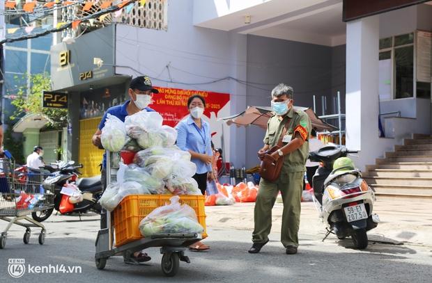 Combo đi chợ hộ siêu rẻ diễn ra ở quận Phú Nhuận: 150 ngàn có ngay 2 ký thịt tặng kèm rau củ, được ship tận cửa nhà - Ảnh 8.