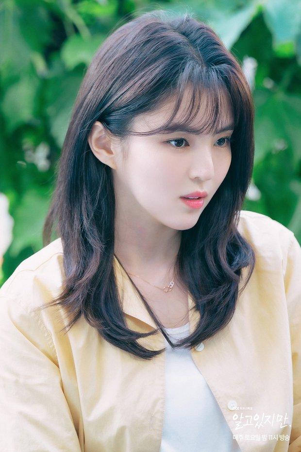 Nữ thần Nevertheless Han So Hee lột xác: Chất lừ khác hẳn vẻ bánh bèo mọi khi, tỷ lệ body hoàn hảo nhưng nhìn chân mà hết hồn - Ảnh 8.
