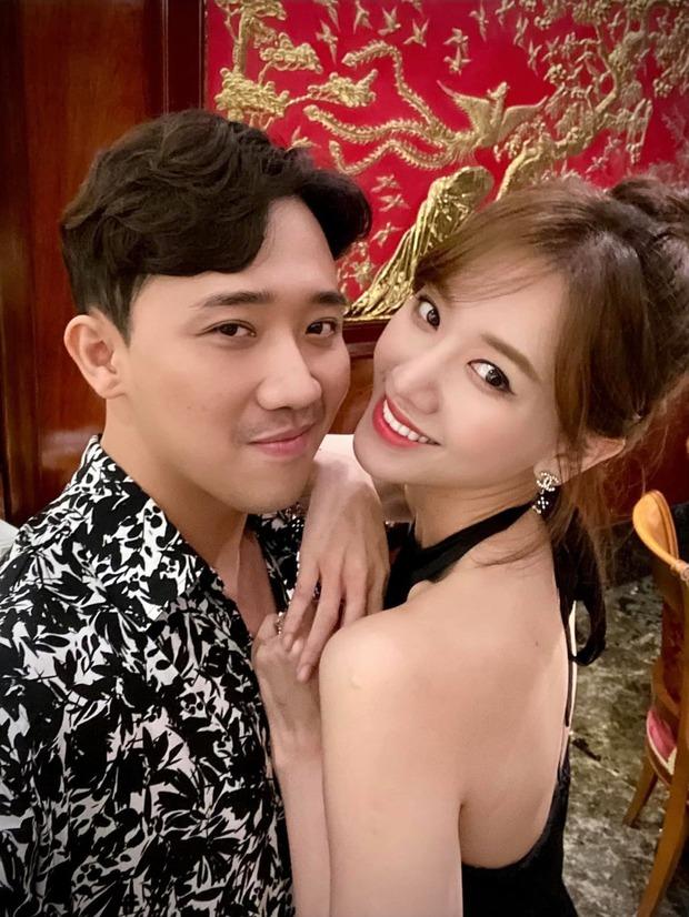 Không vòng vo, Hari Won chỉ nói 3 chữ cho thấy thái độ với Trấn Thành sau nhiều ngày vượt bão sao kê - Ảnh 6.