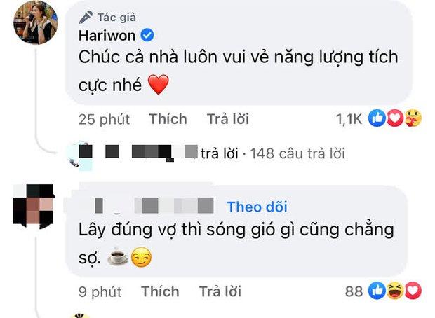 Không vòng vo, Hari Won chỉ nói 3 chữ cho thấy thái độ với Trấn Thành sau nhiều ngày vượt bão sao kê - Ảnh 3.