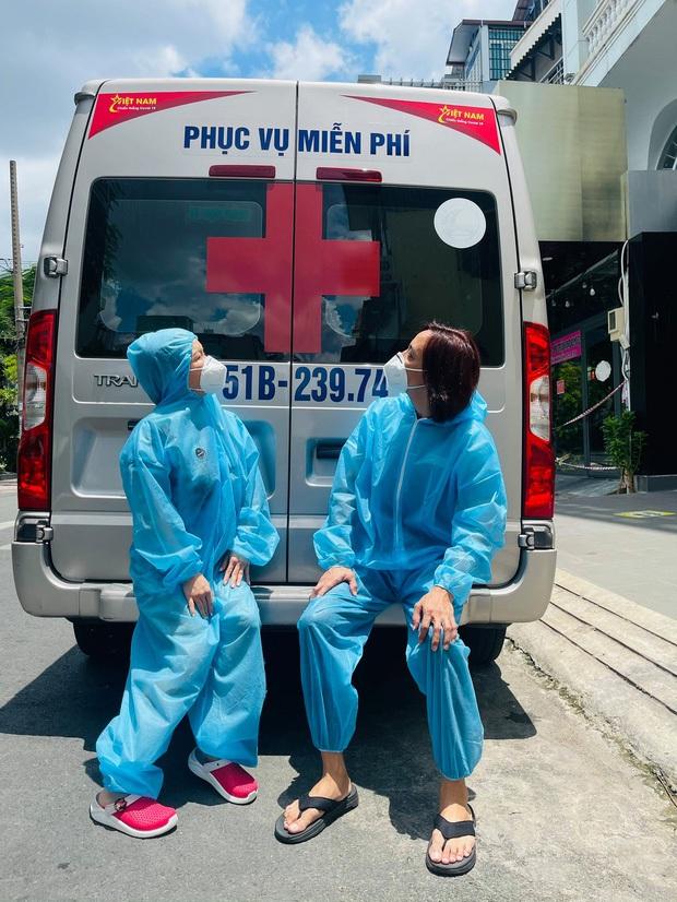 Việt Hương có động thái nhanh như chớp sau khi phát nhầm gạo mốc từ thiện, ấm lòng hành động của người dân dành cho nữ nghệ sĩ - Ảnh 5.