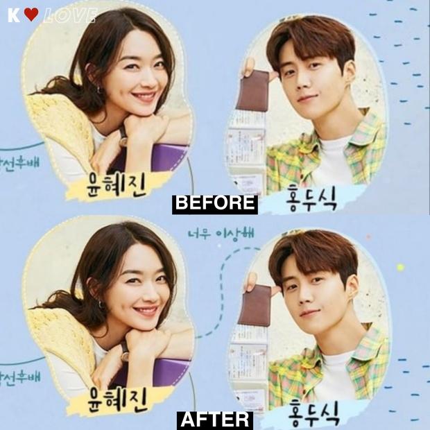 Rộ tin Kim Seon Ho bay màu ở tập cuối Hometown Cha-Cha-Cha, netizen dằn mặt cực gắt điêu một vừa hai phải thôi! - Ảnh 1.
