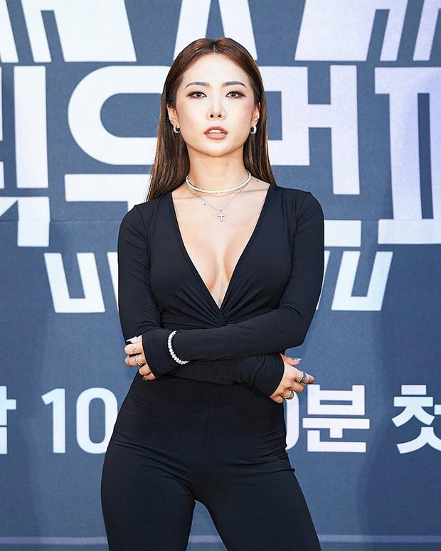 Cùng thi đấu với Chaeyeon trong show Mnet nhưng nữ biên đạo nổi tiếng lại chọn 1 cái tên khác là idol nhảy đỉnh nhất - Ảnh 1.