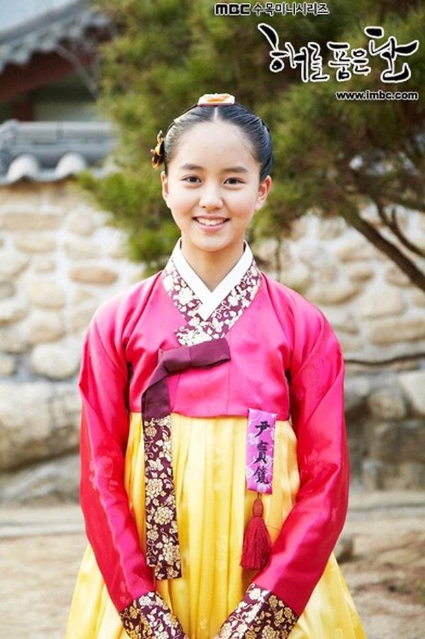 6 sao nhí Hàn một thời lột xác ngoạn mục: Kim Yoo Jung đẹp như tiên tử, Kim So Hyun bỏ túi toàn bom tấn - Ảnh 5.