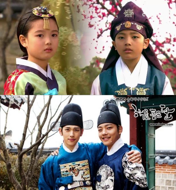 6 sao nhí Hàn một thời lột xác ngoạn mục: Kim Yoo Jung đẹp như tiên tử, Kim So Hyun bỏ túi toàn bom tấn - Ảnh 12.