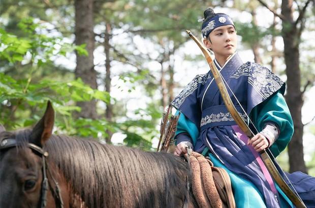 Lộ tạo hình giả nam đỉnh cao nhất phim Hàn, Cúc Tịnh Y bỗng bị netizen réo tên vào đây mà học tập - Ảnh 1.