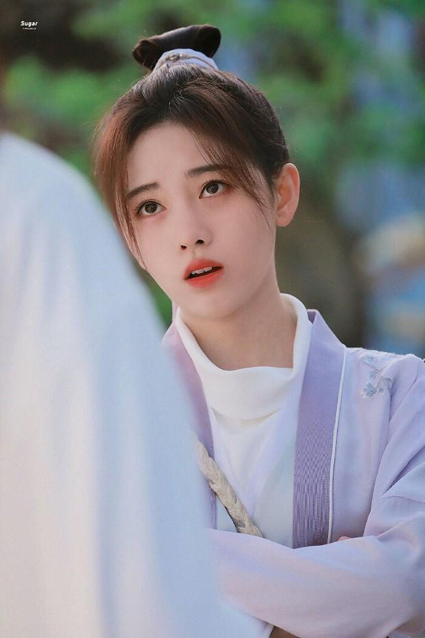 Lộ tạo hình giả nam đỉnh cao nhất phim Hàn, Cúc Tịnh Y bỗng bị netizen réo tên vào đây mà học tập - Ảnh 6.